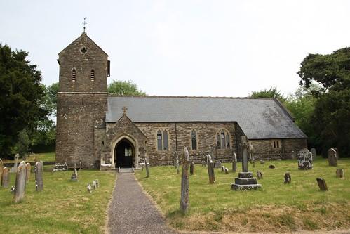 Morebath, Devon
