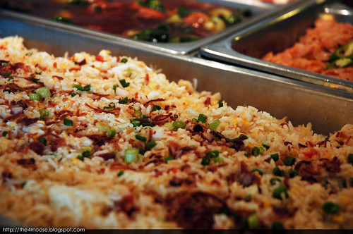ISS Catering - Yang Chow Fried Rice