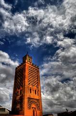 2010 04 0993 Morocco Marrakech HDR Jamaa el Fna (Tony Shertila) Tags: africa light sky dove tomb mosque story morocco marrakech mezquita lantern legend hdr myth masjid moschea mosque koubba moscar lallazohra colourshdr