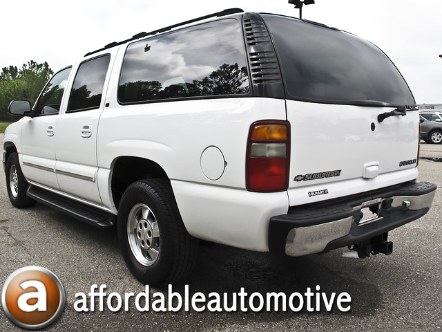 2001 chevrolet suburban 6241