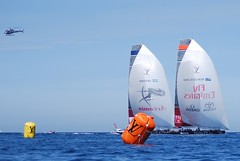 Artemis Vs Fly Emirates TNZ (m.a.s.s.y.) Tags: sardegna sea mare sailing sail vela lamaddalena lvt louisvuittontrophy