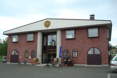 ふらのぶどう果汁工場