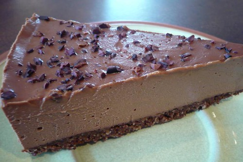 Chili Chocolate Cheesecake from Remedy