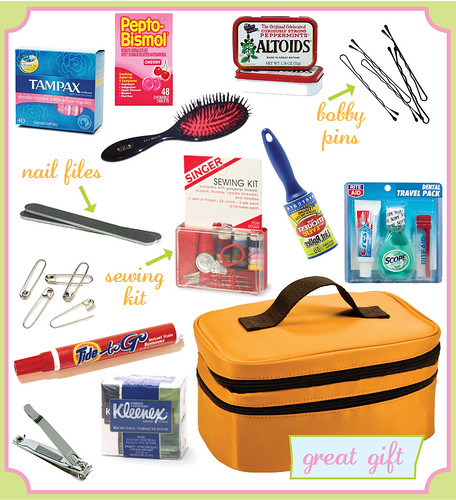 Emergency Kit for girls
