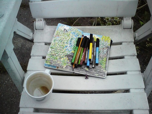 garden sketchbreak