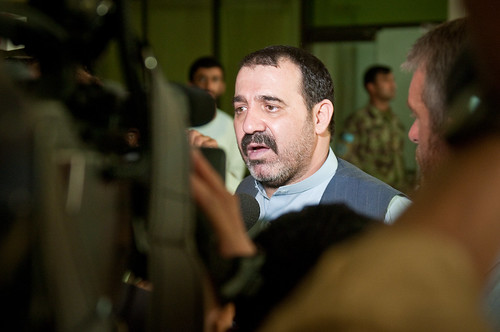 Ahmed Wali Karzai (ISAFMedia photo)