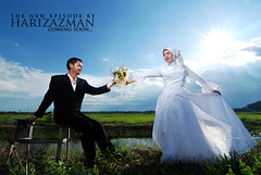 ayu+fuad (Harizazman) Tags: wedding people playing art backlight lens asian nikon asia angle natural album air wide sb600 hijab weding about awan potrait utm baju lalang nikah potret photorapher 1116 tazim potraite 1116mm tenglu harizazman