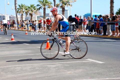 XIV Triatlón Bomberos Melilla 12-06-2010