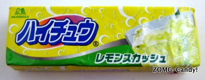 Hi-Chew Soda Flavors - Lemon Soda