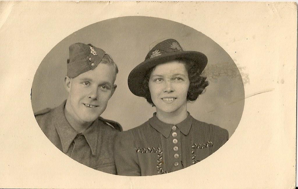 Rose & Joe 1940