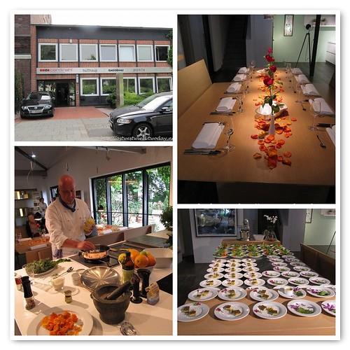 Kräuterhexen-Workshop mit Kyocera im Cardinahl Kochstudio