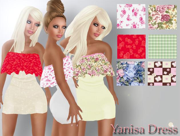 Yanisa Dress