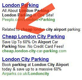google related adwords