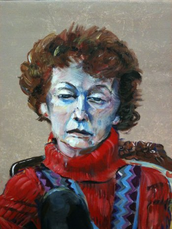Fwd: Post about portrait exhibit at the Millburn Free Public Library