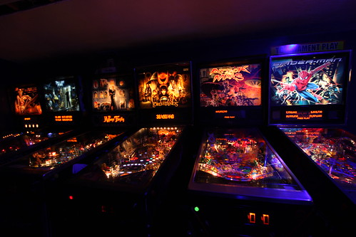 Arcade collectors, show off your machines - General