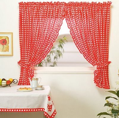 cortinas na cozinha dicas