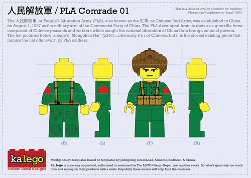 ????? / People's Liberation Army Comrade 01