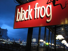 Black Frog (Gastown)
