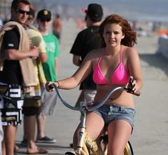 Bikini Biker