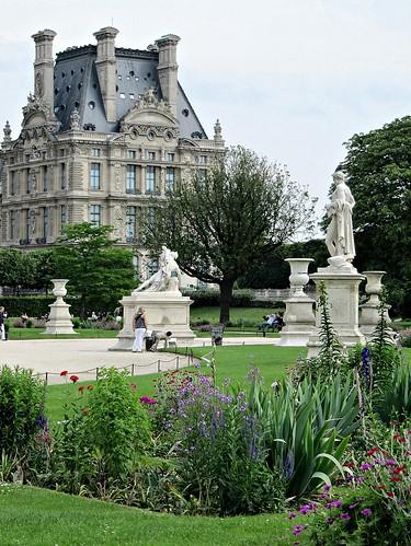 Jardín des Tuileries