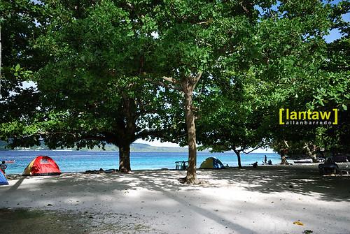 Talicud Island Campsite