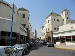 Street Scene, Habous, Casablanca, Morocco (Bencito the Traveller) Tags: streetscene morocco casablanca habous imperialcities–morocco–gapadventures