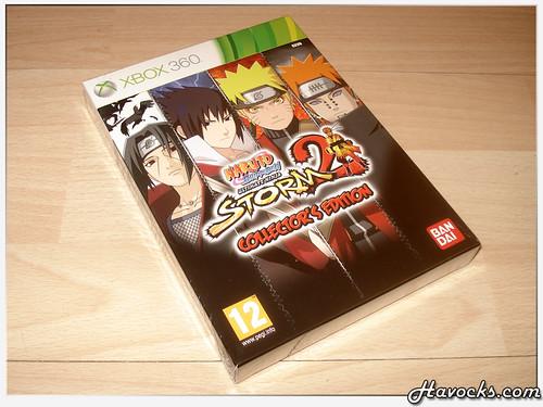 Naruto Ninja Storm 2 Collector - 01