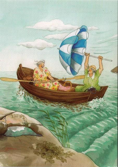 inge look canoe umbrella