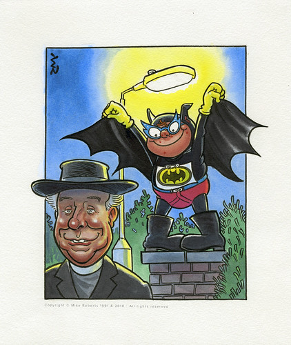 Roger Frames: 'Batman' and the Vicar