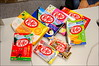 Kitkats japonesos de la Cecilia (detall) (rofi) Tags: kitkats japonesos