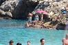 Ombrellone su scogli - Parasol on rocks (kikkedikikka) Tags: nikon san italia tramonto mare natura lo sole acqua capo sicilia trapani vito macari ombrellone d40 nikond40 rgspaesaggio rgscastelli rgsmare rgsnatura rgsscorci
