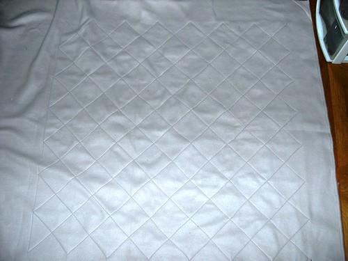 Fleece-Backed Quilt - Step 2
