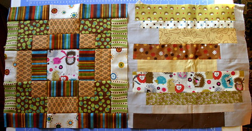 Quilting Journal Round Robin Bee - Jen
