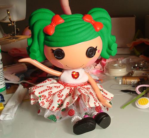 New Lalaloopsy Dolls Candy