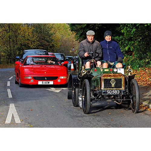 London-Brighton veteran car run