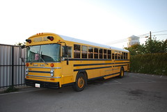 8405 (crown426) Tags: 1988 bluebird schoolbus retired aare allamerican rearengine certifiedtransportation