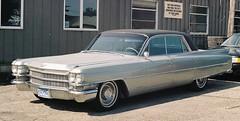 1963 Cadillac Fleetwood (DVS1mn) Tags: cars car gm pretty cadillac luxury caddy generalmotors dvs1mn