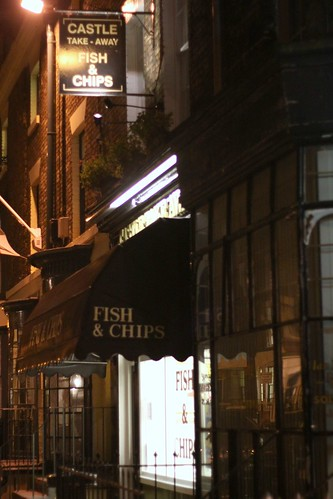 Castle Street Fish and Chips, Dover