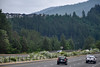 Headed to Eastern Washington (Carolyn H. - Travel & Nature Photographer) Tags: cascademountains cascades pass mountains washington road street forested forest trees hill landscape interstate i90 outdoors outdoor nikon d5500