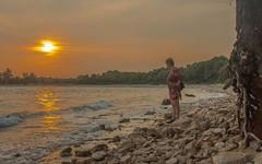 Adriatic Sea (46) - sunset (Vlado Ferenčić) Tags: sunset adriatic sea seascape adriaticsea istria vladoferencic istra barbariga vladimirferencic jadranskomore jadran nikond600 nikkor283003556 people