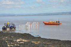 B class Atlantic lifeboat  My Lady Anne (Tom_bal) Tags: b class atlantic lifeboat my lady anne rnli boat portishead nikon d90