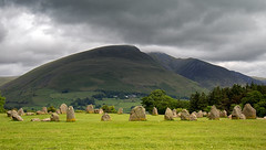 Blencathra. (Tall Guy) Tags: tallguy uk ldnp lakedistrict cumbria fells castleriggstonecircle stonecircle standingstones nationaltrust nationalpark blencathra unescoworldheritagesite unesco world heritage site