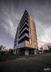 Portishead Living (lpg_photos) Tags: portishead northsomerset building flats accomodation