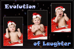 Miles of Smiles to all My Friends!!! (MissSmile) Tags: santa xmas boy red portrait baby cute smile fun funny child framed creative adorable evolution story laughter emotions giggles misssmile artofimages memorycornerportraits srotyboard
