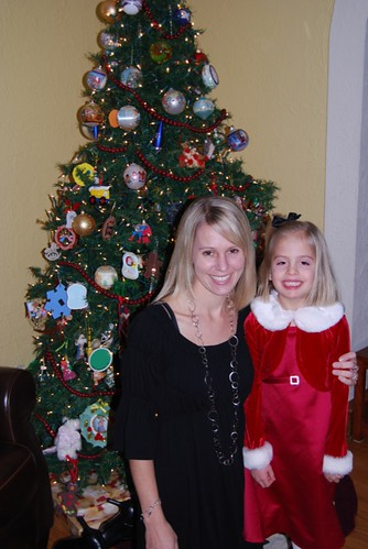Mama and Norah Xmas Eve.JPG