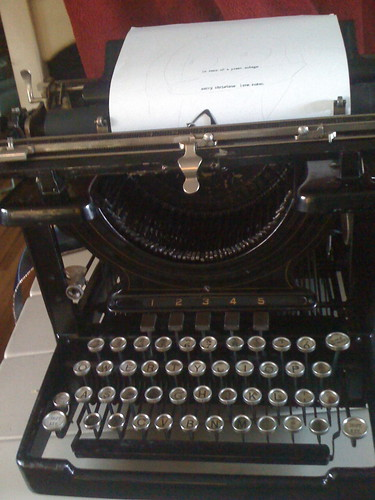 1907 Remington Model 10 Typewriter