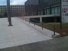 Fake Handrail