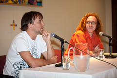 A Conversation with Richard Linklater panel, 2009