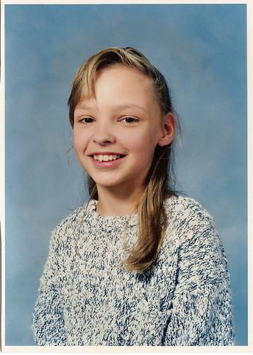 Me - 7th Grade