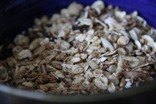 Ginger bread flavoured Muesli 003